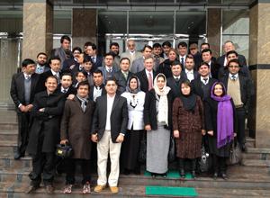 FINCA Afghanistan Team