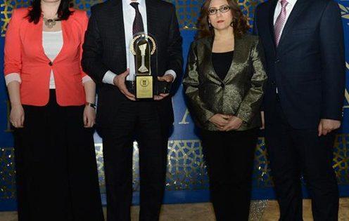 FINCA Azerbaijan Microfinance Award