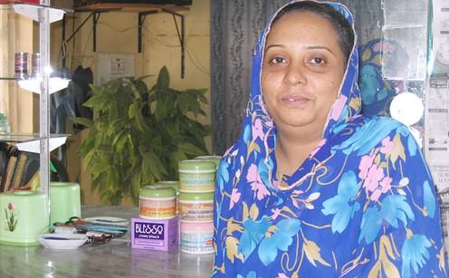 FINCA Pakistan client