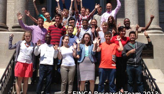 Reasearch Fellows 2013
