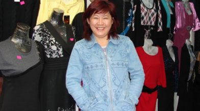 Tamara Shekimbaeva FINCA Kyrgyzstan client