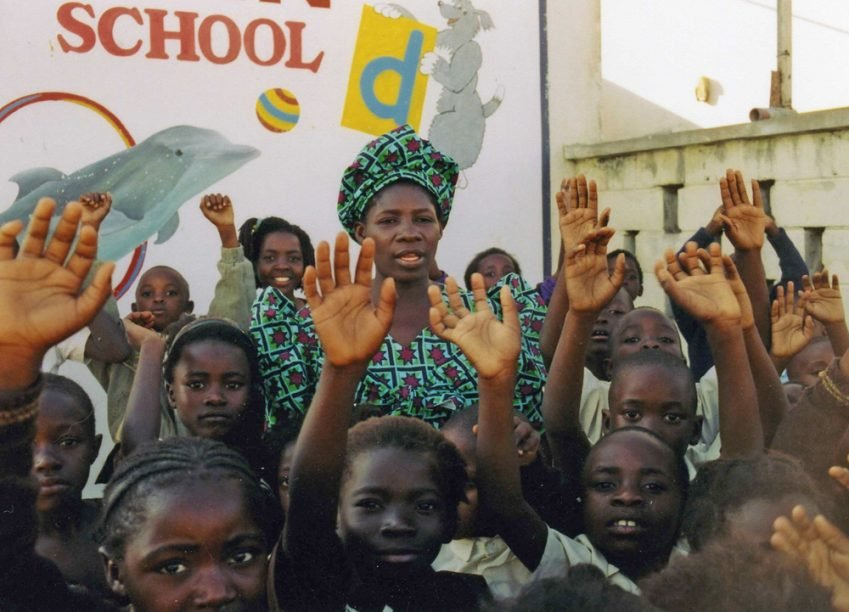 Angelina Sanyemba FINCA Zambia client