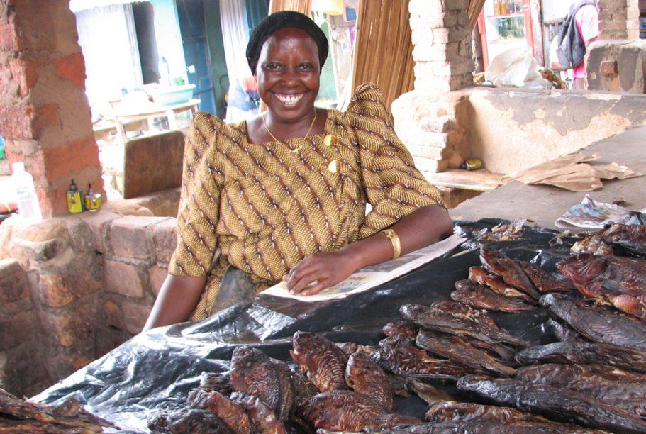 Florence Nabukenya FINCA Uganda client
