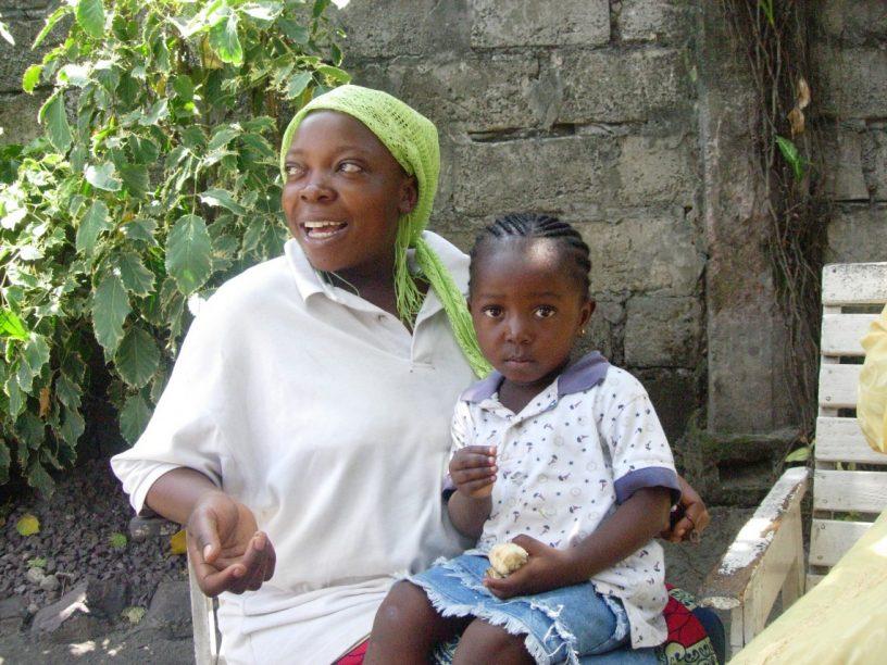 Titiwa Mwanji FINCA DRC client