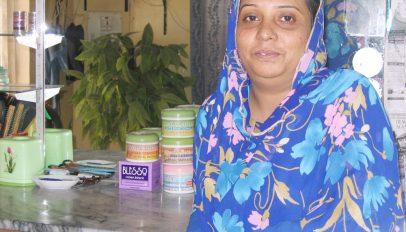 Farzana FINCA Pakistan client
