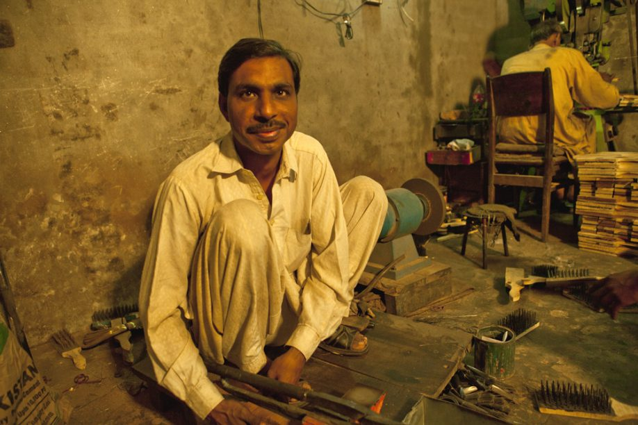 Rashid Ali FINCA Pakistan client