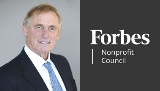 Rupert Scofield in the Forbes Nonprofit Council