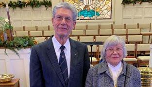 Gunter and Anni Rosendahl