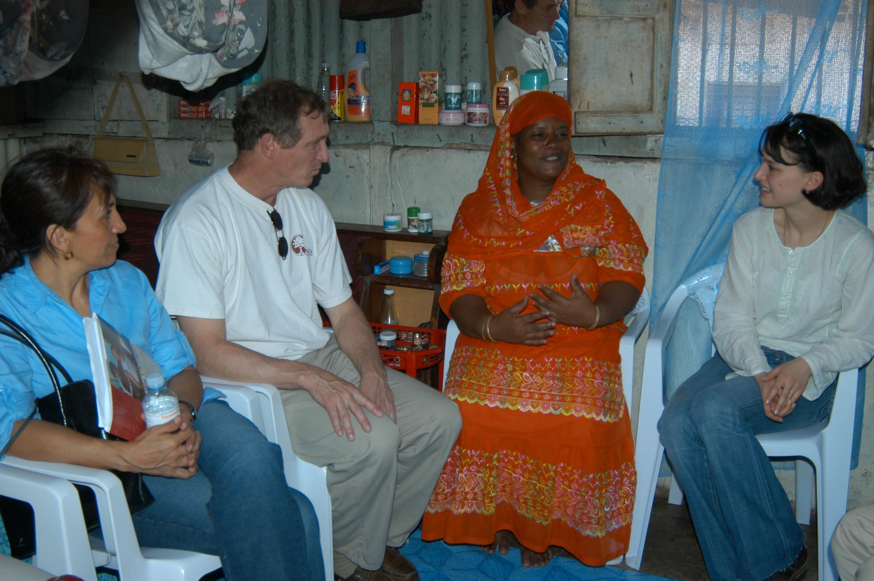 Rupert + Natalie + Nayima+Soledad
