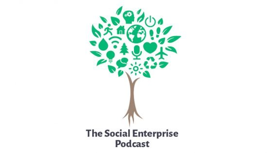 Social Enterprise Podcast Logo