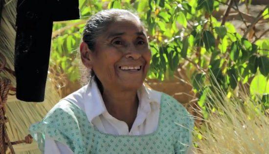 Sabina Aguilar, FINCA client