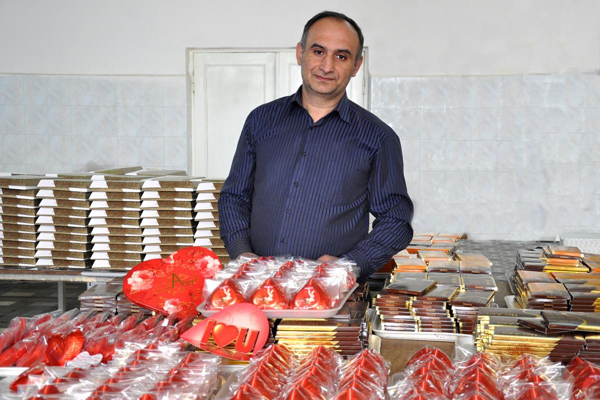 Armen Voskanyan, FINCA Armenia Clients