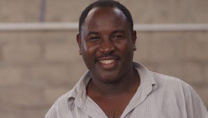 Edson, FINCA Tanzania client