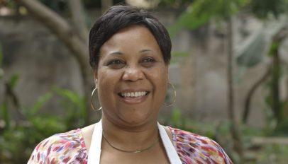 Jane Hendry, FINCA Tanzania client