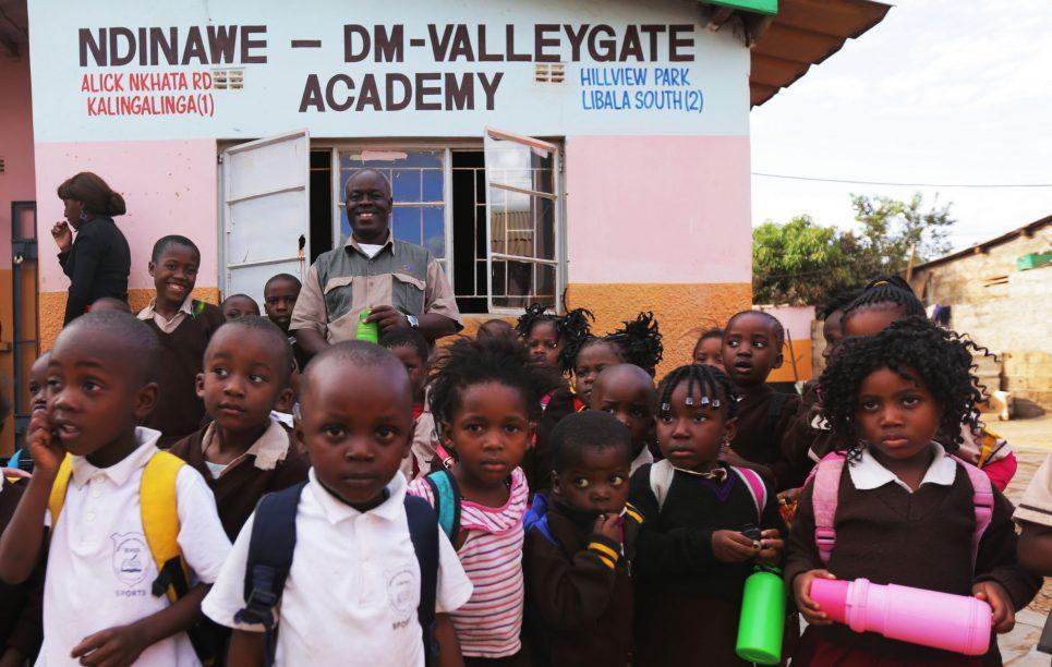 Dapson Chansa, FINCA Zambia client