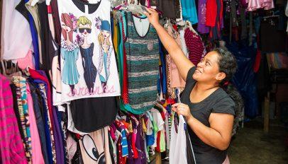 Brenda, FINCA Guatemala client