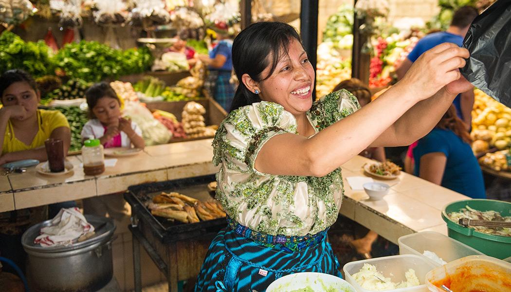 FINCA Guatemala client