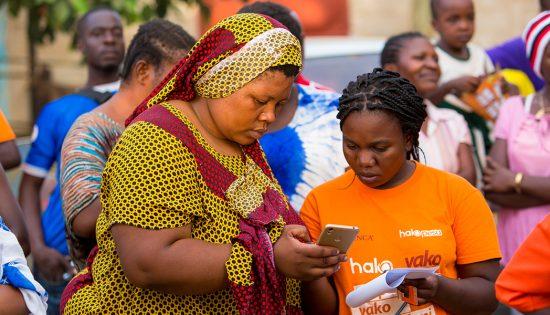 tanzania mobile savings