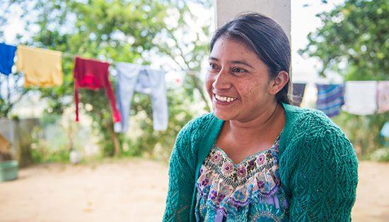 Marcelina FINCA Guatemala Client