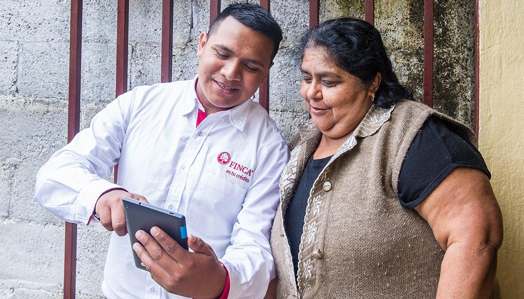 FINCA's Approach Microfinance