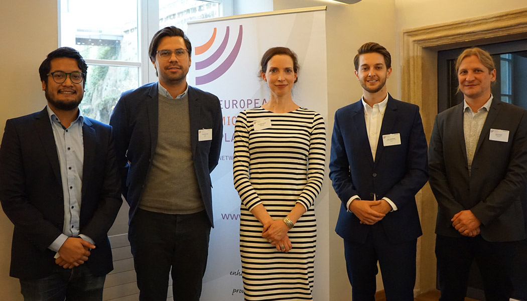 European-Microfinance-Week-2018-UNCDF-CleanStart-Panelists