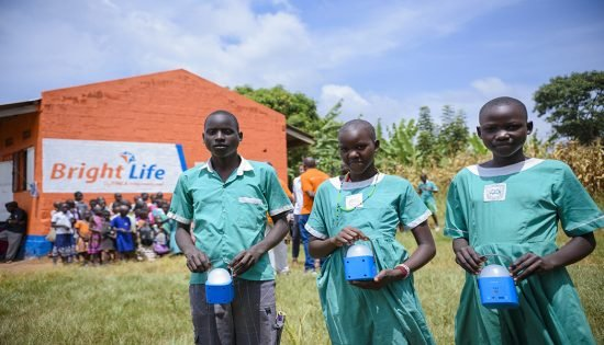 BrightLife-Lamp-Library-Uganda-School-Students