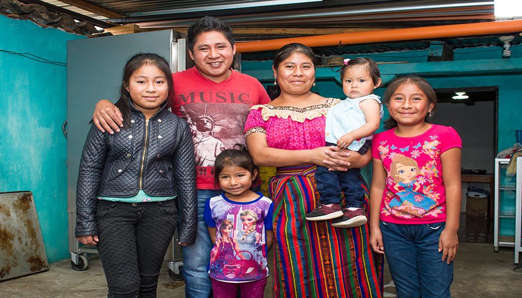 FINCA client in Guatemala.