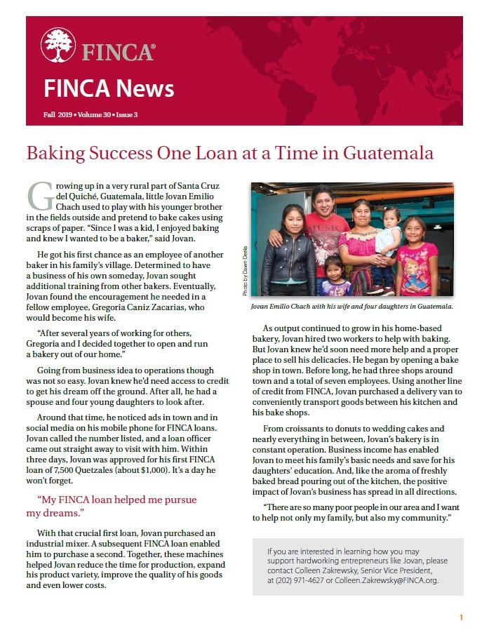 FINCA-News-Fall-2019
