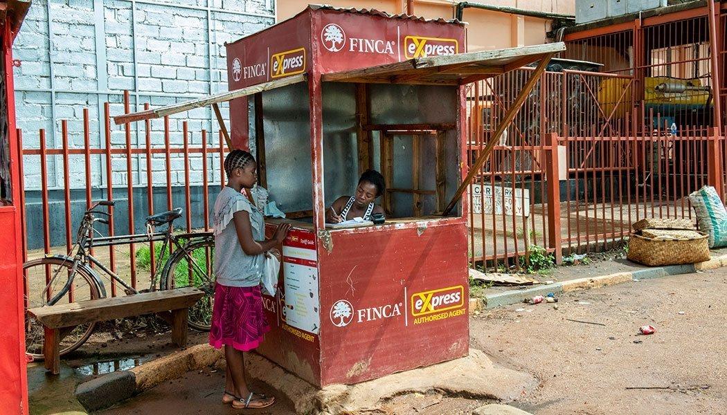 FINCA-Banking-Agent