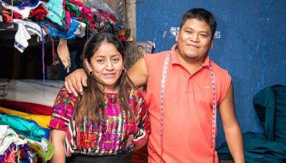 Sara-Tol-with-Her-Husband-Pedro