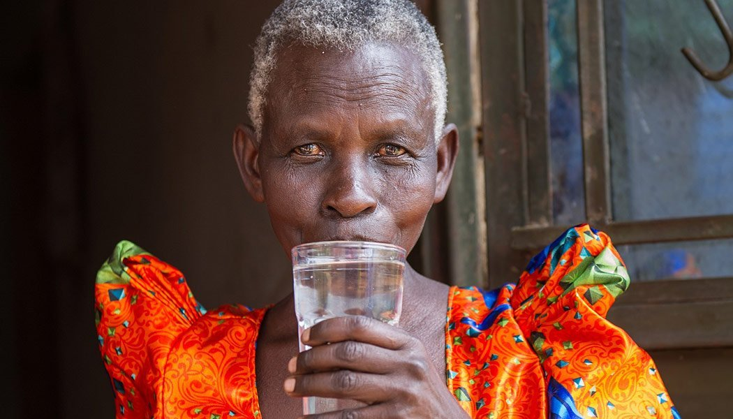 BrightLife-Client-Drinking-Clean-Water