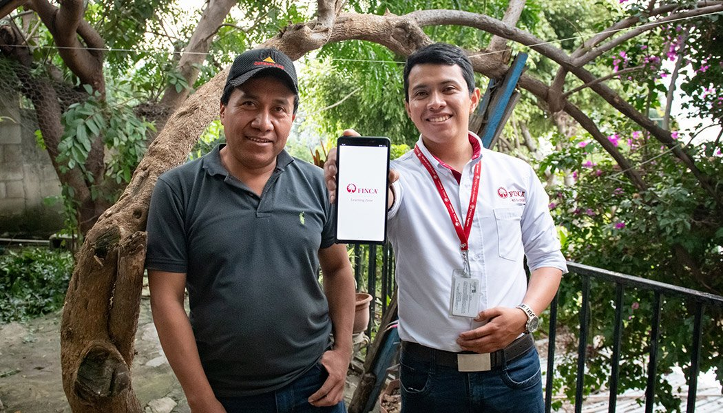 FINCA-Credit-Officer-with-Client