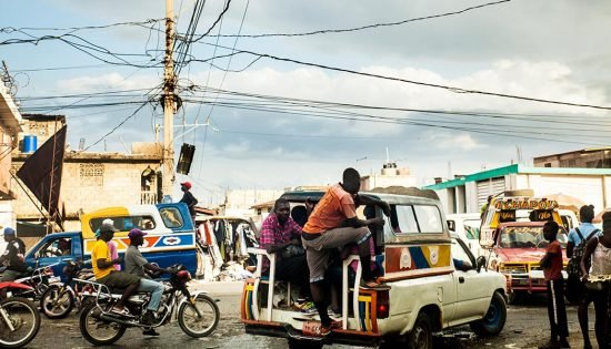 Haiti Road