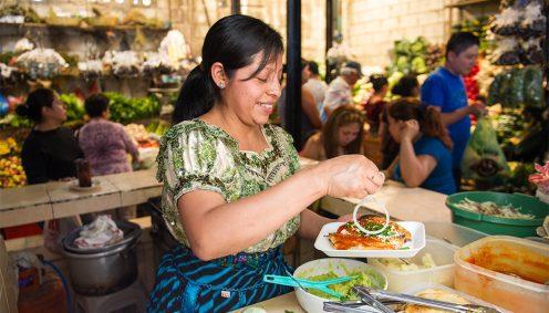 Julia-Maria-in-her-restaurant