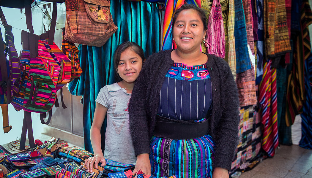 No-Longer-Facing-Fincancial-Exclusion-Lucia-Margarita-Stands-with-her-Daughter-at-her-Shop
