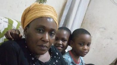 BrightLife-client-Aidah-Asiimwe-with-family