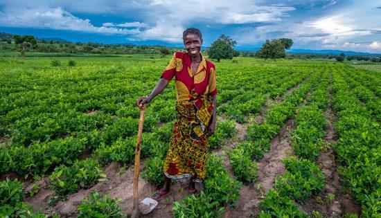 Neria-Daka-in-her-field-in-Zambia