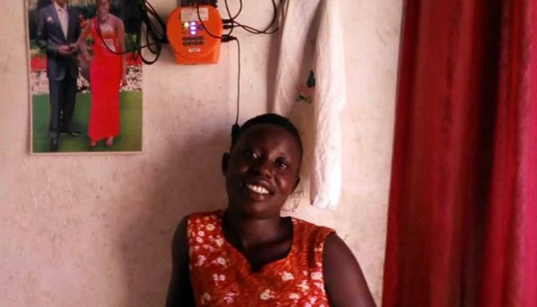 Dorine Opoka_BrightLife Client_Uganda