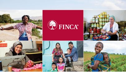 FINCA International annual report 2019 cover image